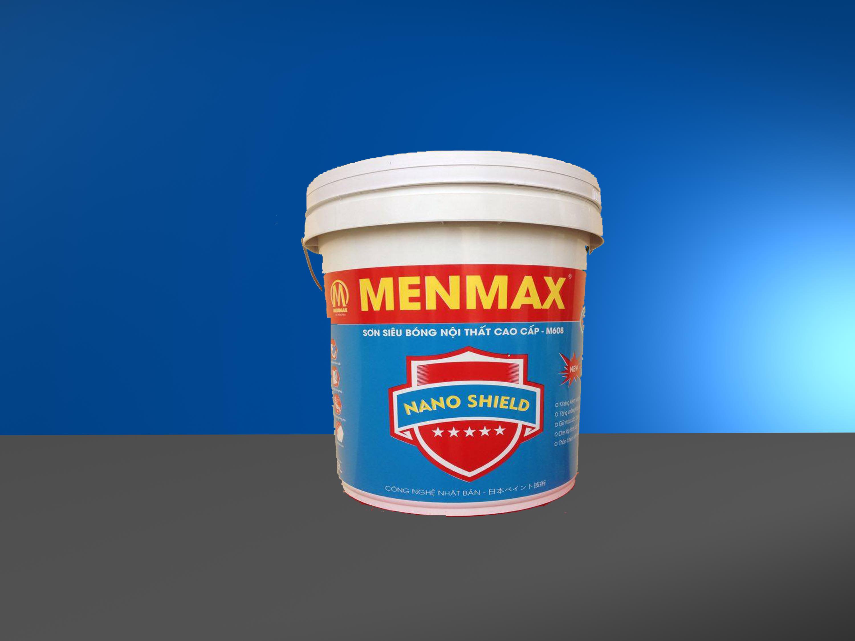 Sơn siêu bóng nội thất cao cấp Menmax M608